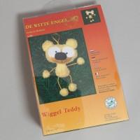 Wiggel Teddy knutselpakket
