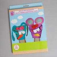 Handpop A knutselpakket